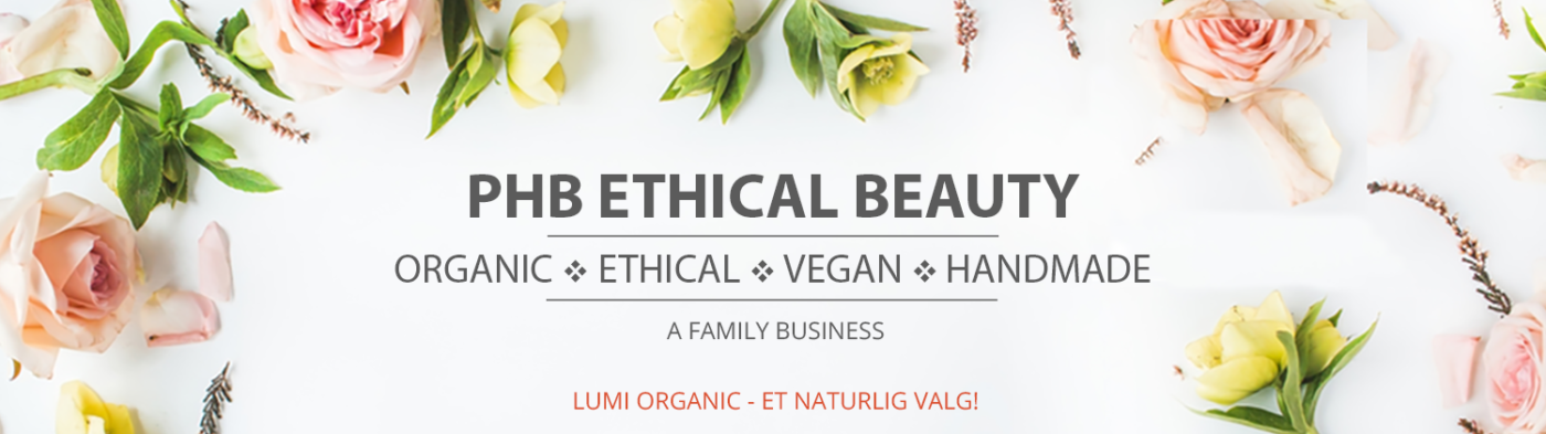 Lumi Organic - PHB ethical beauty